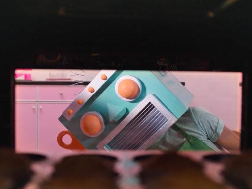 FWD Insurance : Robot (2017)