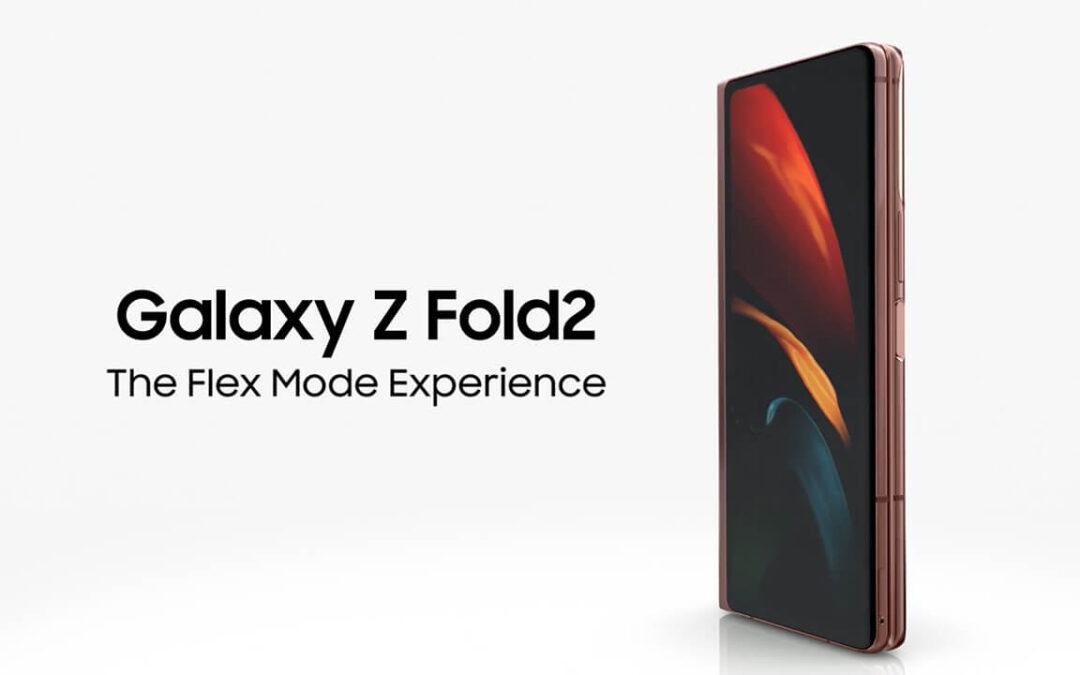 Samsung Galaxy Z Fold2 (Campaign Series)